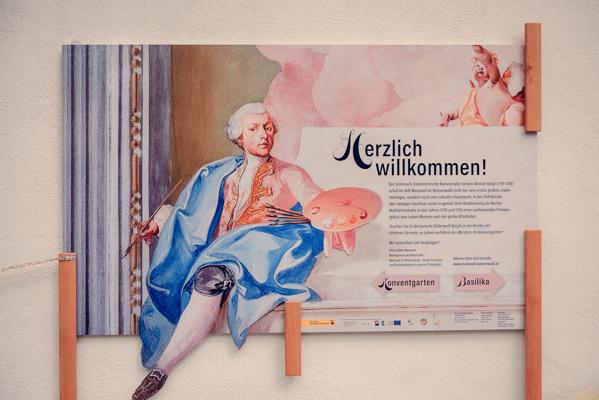 300 Jahre Johann Bergl und 1. Mariazeller Stiftskellerfest